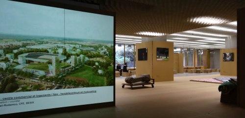 vue générale de l'exposition mBa © delirurbain 2014