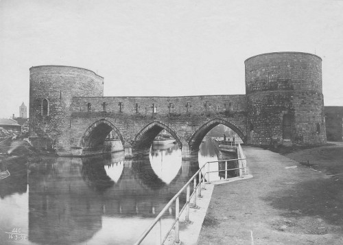 tournai pont des trous 1892